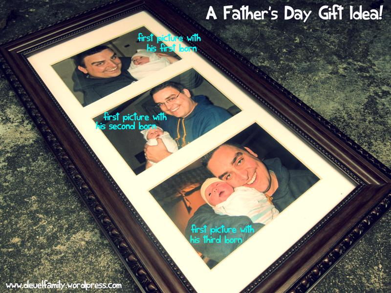 a fathers day gift idea