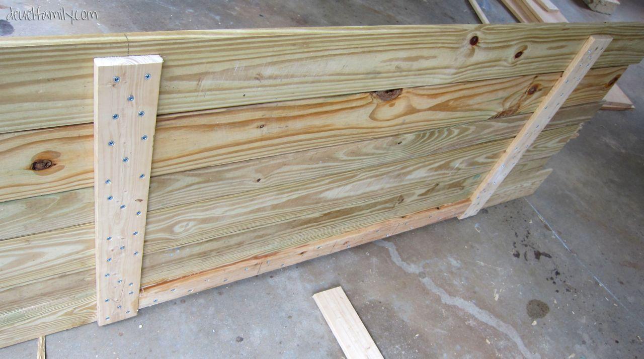 build do it yourself wood headboard diy pdf woodworking scribe, Headboard designs