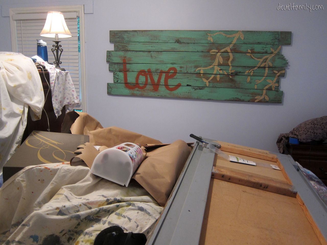 The Six Month Bedroom Makeover Spoonful Of Imagination